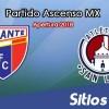 Ver Atlante vs Atlético San Luis en Vivo – Vuelta Semifinal – Ascenso MX en su Torneo de Apertura 2018
