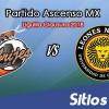 Alebrijes de Oaxaca vs Dorados de Sinaloa en Vivo – Semifinales Ida – Ascenso MX – Jueves 19 de Abril del 2018
