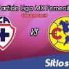 Ver Cruz Azul vs América en Vivo – Liga MX Femenil – Clausura 2019 – Viernes 18 de Enero del 2019