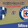 Monterrey vs Cruz Azul en Vivo – Final Copa MX – Miércoles 31 de Octubre del 2018