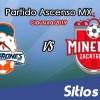 Ver Cimarrones de Sonora vs Mineros de Zacatecas en Vivo – Ascenso MX en su Torneo de Clausura 2019