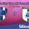 Ver Monterrey vs Querétaro en Vivo – Liga MX Femenil – Domingo 19 de Agosto del 2018