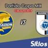 Dorados de Sinaloa vs Querétaro en Vivo – Copa MX – Miércoles 20 de Febrero del 2019