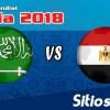 Ver Arabia Saudita vs Egipto en Vivo – Mundial Rusia 2018