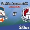 Ver Cimarrones de Sonora vs Atlético San Luis en Vivo – Vuelta Cuartos de Final – Ascenso MX en su Torneo de Apertura 2018