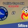 Correcaminos vs Monarcas Morelia en Vivo – Copa MX – Martes 19 de Febrero del 2019