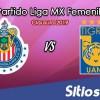 Ver Chivas vs Tigres en Vivo – Liga MX Femenil – Clausura 2019 – Lunes 18 de Febrero del 2019