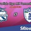 Ver Puebla vs Pachuca en Vivo – Liga MX Femenil – Domingo 23 de Septiembre del 2018