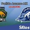 Ver Potros UAEM vs Celaya en Vivo – Ascenso MX en su Torneo de Apertura 2018