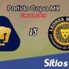 Pumas vs Leones Negros en Vivo – Copa MX – Miércoles 20 de Febrero del 2019
