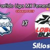 Ver Puebla vs Lobos BUAP en Vivo – Liga MX Femenil – Clausura 2019 – Domingo 20 de Enero del 2019
