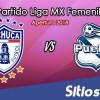 Pachuca vs Puebla en Vivo – Liga MX Femenil – Lunes 23 de Julio del 2018
