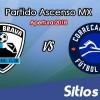 Ver Tampico Madero vs Correcaminos en Vivo – Ascenso MX en su Torneo de Apertura 2018