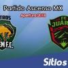 Ver Potros UAEM vs FC Juarez en Vivo – Ascenso MX en su Torneo de Apertura 2018