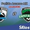 Ver Tampico Madero vs Cafetaleros de Tapachula en Vivo – Ascenso MX en su Torneo de Apertura 2018