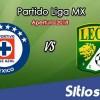 Ver Cruz Azul vs León en Vivo – Apertura 2018 de la Liga MX