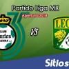 Ver Santos vs León en Vivo – Apertura 2018 de la Liga MX