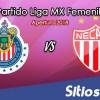 Ver Chivas vs Necaxa en Vivo – Liga MX Femenil – Lunes 13 de Agosto del 2018