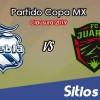 Puebla vs FC Juarez en Vivo – Copa MX – Martes 22 de Enero del 2019