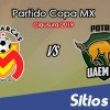 Monarcas Morelia vs Potros UAEM en Vivo – Copa MX – Martes 5 de Febrero del 2019