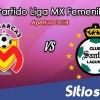 Ver Monarcas Morelia vs Santos en Vivo – Liga MX Femenil – Lunes 24 de Septiembre del 2018