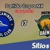 Correcaminos vs Potros UAEM en Vivo – Copa MX – Miércoles 16 de Enero del 2019