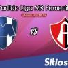 Ver Monterrey vs Atlas en Vivo – Liga MX Femenil – Clausura 2019 – Lunes 18 de Febrero del 2019