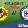 Ver América vs Cruz Azul en Vivo – Final Ida – Apertura 2018 de la Liga MX