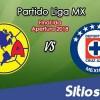 Transmisión en Vivo en México del América vs Cruz Azul del Mundial Rusia 2018