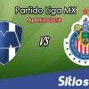 Ver Monterrey vs Chivas en Vivo – Apertura 2018 de la Liga MX