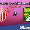 Ver Necaxa vs León en Vivo – Liga MX Femenil – Clausura 2019 – Viernes 15 de Febrero del 2019