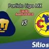 Ver Pumas vs América en Vivo – Partido de ida – Semifinales – Apertura 2018 de la Liga MX