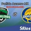 Cafetaleros de Tapachula vs Dorados de Sinaloa en Vivo – Semifinales Ida – Ascenso MX – Miércoles 18 de Abril del 2018
