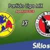Ver América vs Xolos Tijuana en Vivo – Apertura 2018 de la Liga MX