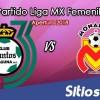 Santos vs Monarcas Morelia en Vivo – Liga MX Femenil – Lunes 23 de Julio del 2018
