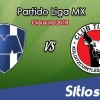 Monterrey vs Xolos Tijuana en Vivo – Vuelta Cuartos de Final – Liga MX – Sábado 5 de Mayo del 2018