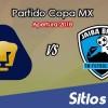 Ver Pumas vs Tampico Madero en Vivo – Copa MX en su Torneo de Apertura 2018