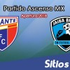 Ver Atlante vs Tampico Madero en Vivo – Ascenso MX en su Torneo de Apertura 2018