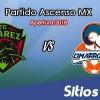 Ver FC Juarez vs Cimarrones de Sonora en Vivo – Ascenso MX en su Torneo de Apertura 2018
