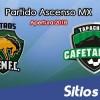 Ver Potros UAEM vs Cafetaleros de Tapachula en Vivo – Ascenso MX en su Torneo de Apertura 2018