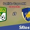 León vs Celaya en Vivo – Copa MX – Miércoles 7 de Marzo del 2018