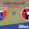 Atlante vs Xolos Tijuana en Vivo – Copa MX – Miércoles 6 de Febrero del 2019