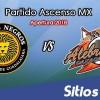Ver Leones Negros vs Alebrijes de Oaxaca en Vivo – Ascenso MX en su Torneo de Apertura 2018