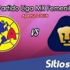 Ver América vs Pumas en Vivo – Liga MX Femenil – Domingo 19 de Agosto del 2018