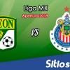 Ver León vs Chivas en Vivo – Apertura 2018 de la Liga MX