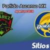 Ver FC Juarez vs Dorados de Sinaloa en Vivo – Vuelta Semifinal – Ascenso MX en su Torneo de Apertura 2018