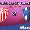 Ver Necaxa vs Monterrey en Vivo – Liga MX Femenil – Viernes 21 de Septiembre del 2018
