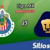 Ver Chivas vs Pumas en Vivo – Apertura 2018 de la Liga MX