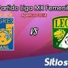 Ver Tigres vs León en Vivo – Liga MX Femenil – Lunes 24 de Septiembre del 2018