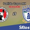 Xolos Tijuana vs Pachuca en Vivo – Copa MX – Martes 19 de Febrero del 2019